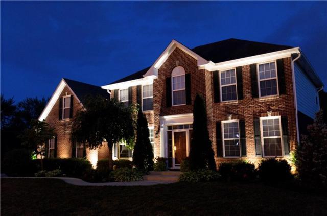 7519 Brownstone Court, Greenfield, IN 46140 (MLS #21636844) :: Richwine Elite Group