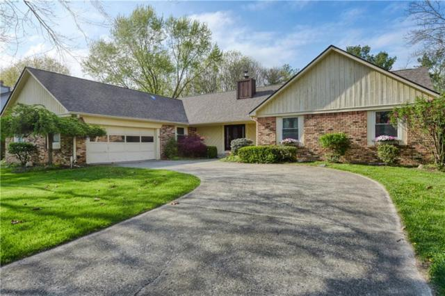 2624 Rollins Court, Indianapolis, IN 46268 (MLS #21636886) :: AR/haus Group Realty