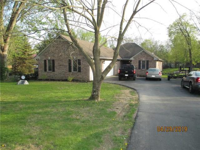 166 Mill Springs, Coatesville, IN 46121 (MLS #21637015) :: AR/haus Group Realty