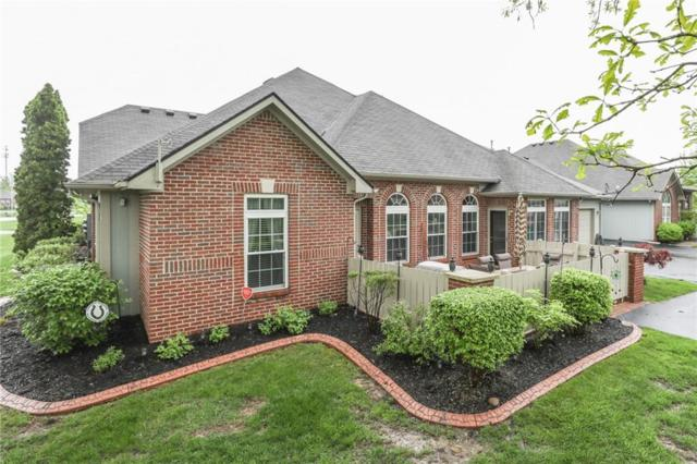 2790 Grandview Lane, Greenwood, IN 46143 (MLS #21637672) :: The Indy Property Source
