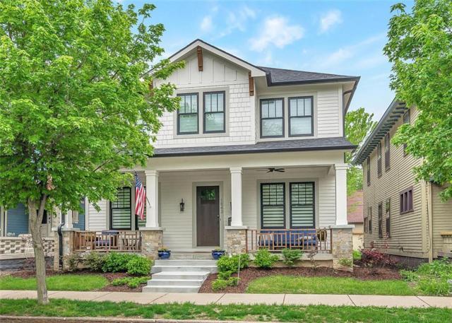 1843 N Talbott Street, Indianapolis, IN 46202 (MLS #21637741) :: AR/haus Group Realty