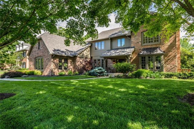 1960 Mulsanne Drive, Zionsville, IN 46077 (MLS #21637919) :: AR/haus Group Realty