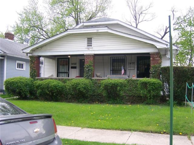705 N Chester Avenue N, Indianapolis, IN 46201 (MLS #21638147) :: AR/haus Group Realty