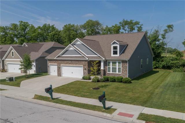 4244 Parliament Way, Avon, IN 46123 (MLS #21638487) :: The Evelo Team