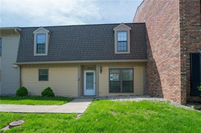 8507 Westport Lane, Indianapolis, IN 46234 (MLS #21638586) :: The Indy Property Source