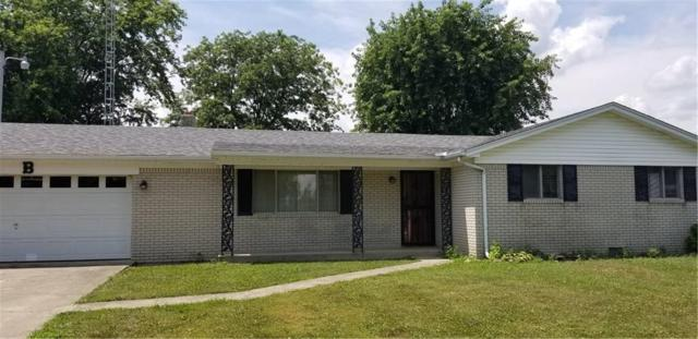 1329 N Spencer Street, Rushville, IN 46173 (MLS #21638718) :: The Indy Property Source