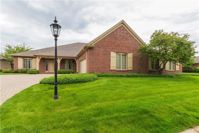 7942 Beaumont Green East Drive, Indianapolis, IN 46250 (MLS #21638743) :: The Indy Property Source