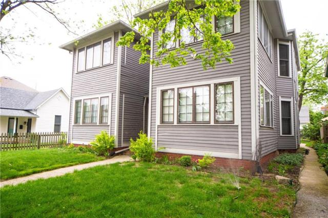 1455 N New Jersey Street #4, Indianapolis, IN 46202 (MLS #21639034) :: The Star Team | RE/MAX Realty Group