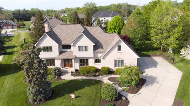 6401 Bentworth Way, Indianapolis, IN 46237 (MLS #21639062) :: The Indy Property Source