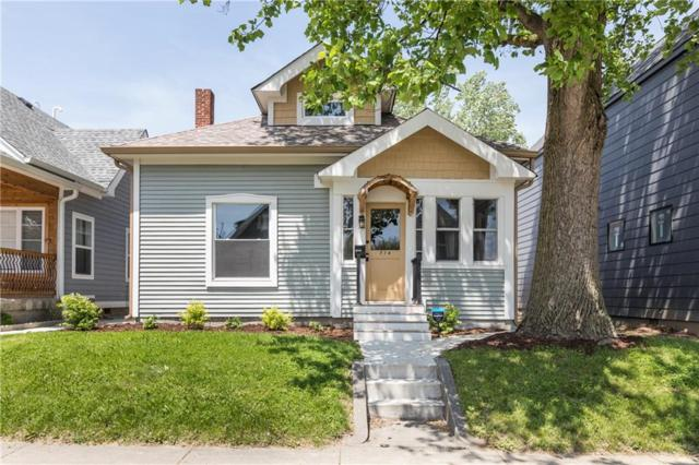 714 Cottage Avenue, Indianapolis, IN 46203 (MLS #21639229) :: Richwine Elite Group