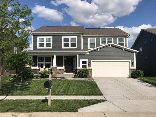 15716 Millwood Drive, Noblesville, IN 46060 (MLS #21640528) :: The Indy Property Source