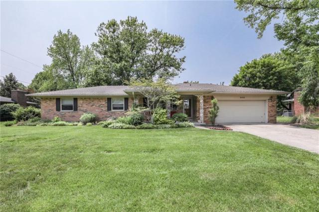 8250 Bishops Lane, Indianapolis, IN 46217 (MLS #21640943) :: Mike Price Realty Team - RE/MAX Centerstone