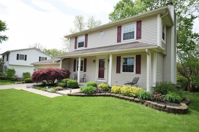 332 Thornberry Drive, Carmel, IN 46032 (MLS #21641021) :: The Indy Property Source