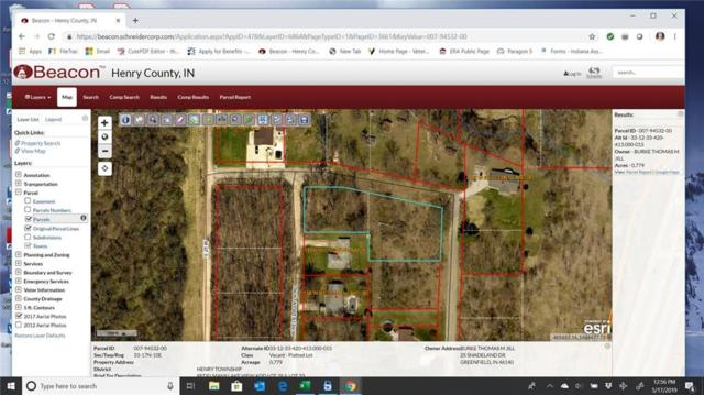 000 W Redelman Lake Road, New Castle, IN 47362 (MLS #21641089) :: HergGroup Indianapolis