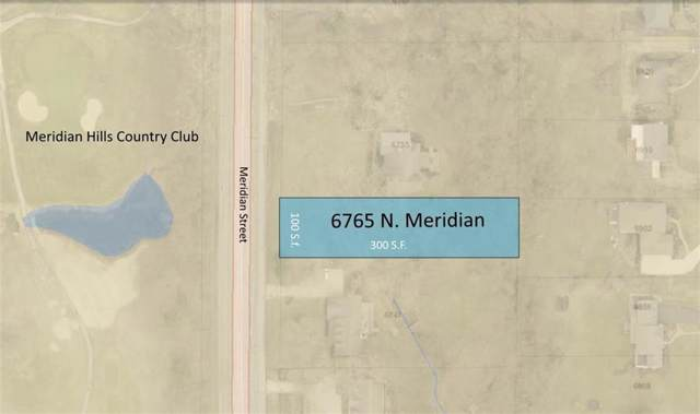 6765 N Meridian Street, Indianapolis, IN 46260 (MLS #21641120) :: David Brenton's Team
