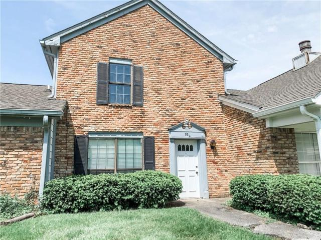 924 Ardsley Drive, Indianapolis, IN 46234 (MLS #21641294) :: AR/haus Group Realty