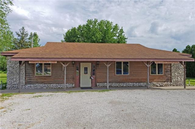 3376 E Main Street, Danville, IN 46122 (MLS #21641304) :: The Indy Property Source