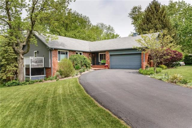 8243 Castlebrook Drive, Indianapolis, IN 46256 (MLS #21641428) :: The Indy Property Source