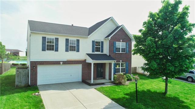 10943 Balfour Drive, Noblesville, IN 46060 (MLS #21641450) :: The Indy Property Source