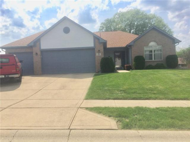 362 Red Rose Lane, Avon, IN 46123 (MLS #21641640) :: The Indy Property Source