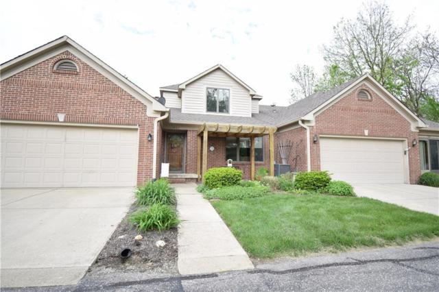 1622 Library Boulevard, Greenwood, IN 46142 (MLS #21641704) :: David Brenton's Team