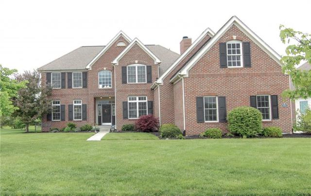 9148 Brookstone Place, Zionsville, IN 46077 (MLS #21641726) :: AR/haus Group Realty