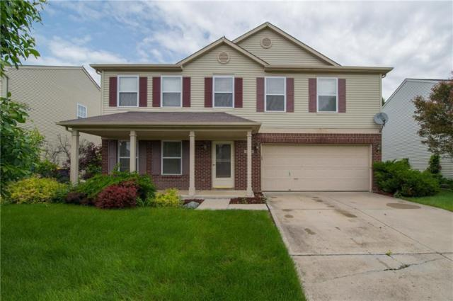 10038 Orange Blossom, Fishers, IN 46038 (MLS #21642447) :: AR/haus Group Realty
