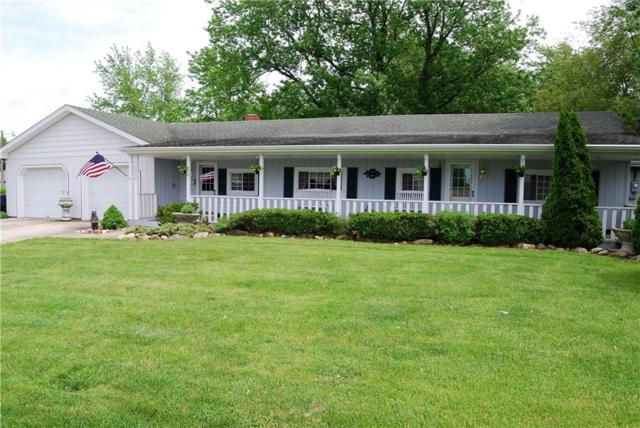 10060 S County Road 750 W, Daleville, IN 47334 (MLS #21642646) :: The ORR Home Selling Team