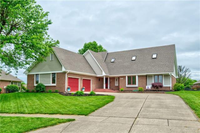 2631 Lake Crossing Drive, Greenwood, IN 46143 (MLS #21642708) :: HergGroup Indianapolis