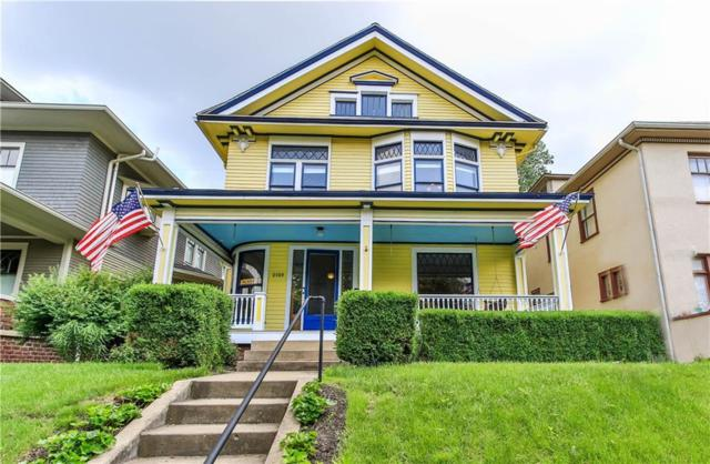 2109 N New Jersey Street, Indianapolis, IN 46202 (MLS #21642861) :: AR/haus Group Realty