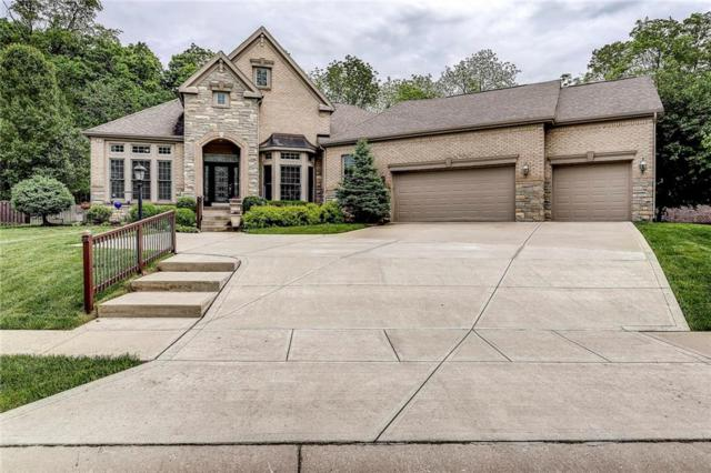 6835 Royal Oakland Drive, Indianapolis, IN 46236 (MLS #21642927) :: Mike Price Realty Team - RE/MAX Centerstone
