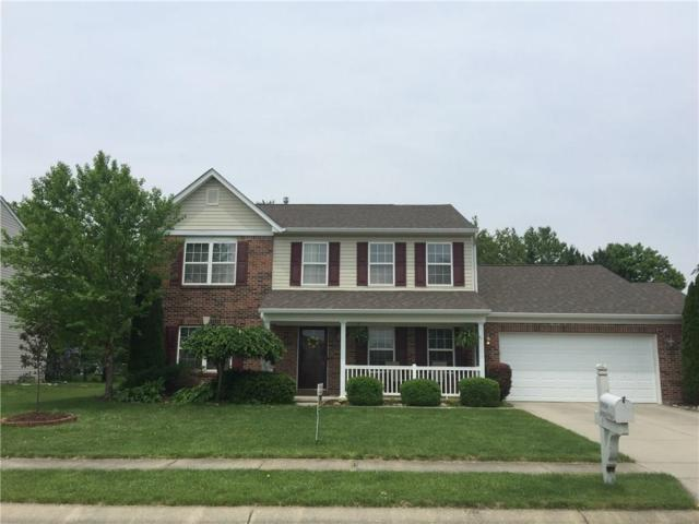 10434 Ringtail Place, Fishers, IN 46038 (MLS #21643031) :: HergGroup Indianapolis
