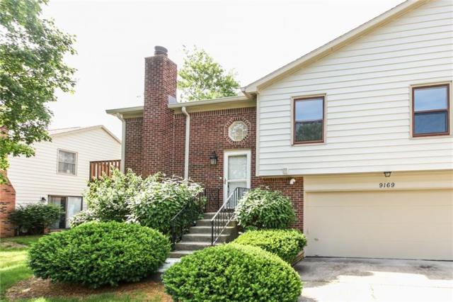 9169 Cinnebar Drive, Indianapolis, IN 46268 (MLS #21643090) :: AR/haus Group Realty