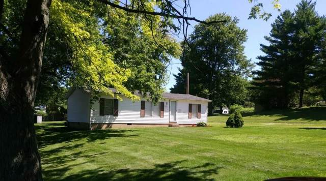 410 W Cherry Street, Dunreith, IN 47337 (MLS #21643908) :: The Indy Property Source