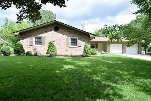 8415 Valley Estates Drive, Indianapolis, IN 46227 (MLS #21644178) :: Mike Price Realty Team - RE/MAX Centerstone
