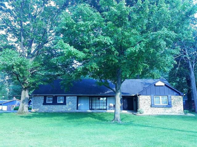 6201 S Carroll Road, Indianapolis, IN 46259 (MLS #21644354) :: AR/haus Group Realty