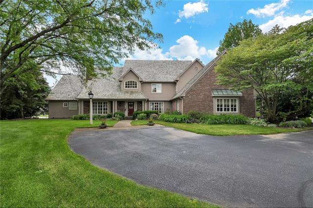 1905 Mulsanne Drive, Zionsville, IN 46077 (MLS #21645362) :: AR/haus Group Realty