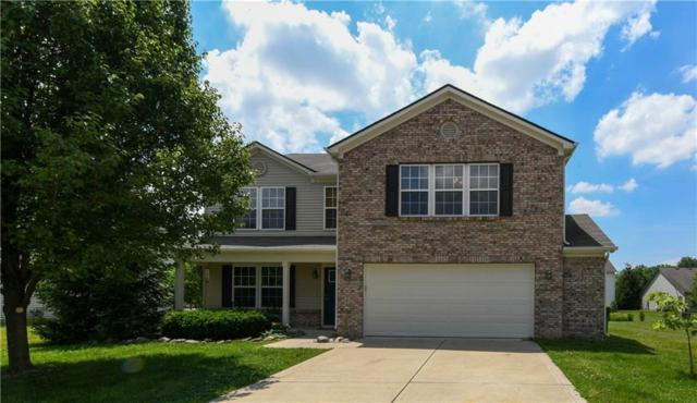 13328 Kimberlite Drive, Fishers, IN 46038 (MLS #21645419) :: David Brenton's Team