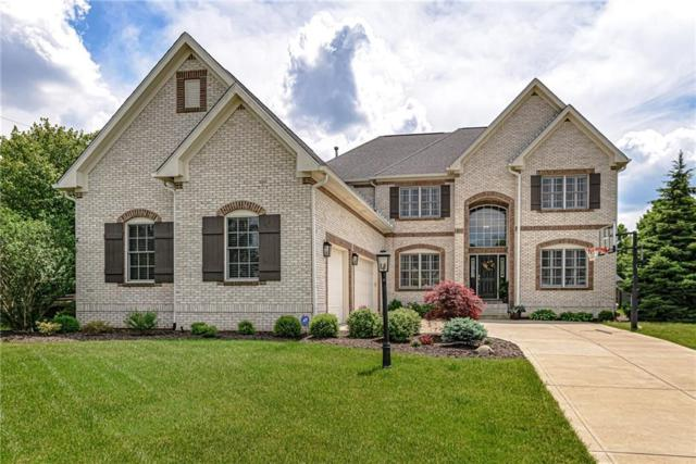 11285 Rockingham Circle, Fishers, IN 46037 (MLS #21645541) :: AR/haus Group Realty