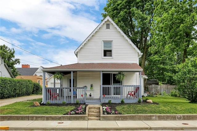52 W Pearl Street, Greenwood, IN 46142 (MLS #21645952) :: Mike Price Realty Team - RE/MAX Centerstone