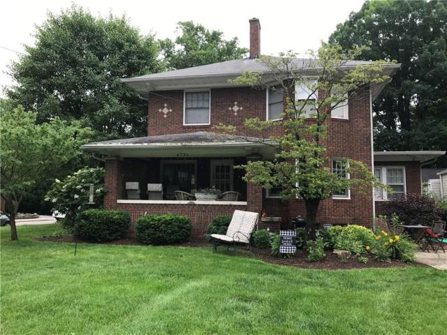 4731 N Pennsylvania Street, Indianapolis, IN 46205 (MLS #21646352) :: The Indy Property Source