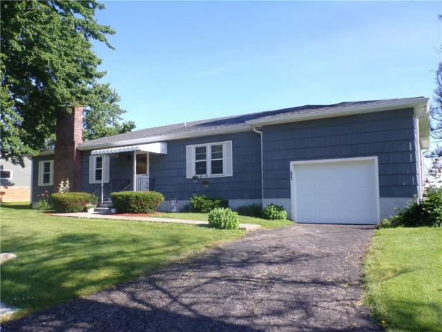 154 York Avenue, Clayton, IN 46118 (MLS #21646681) :: The Indy Property Source
