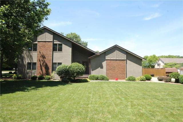 3504 Ashwood Drive, Columbus, IN 47203 (MLS #21647301) :: FC Tucker Company