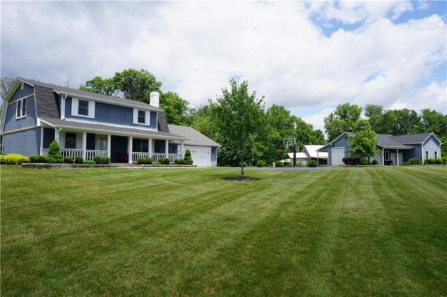 2590 Dillman Road, Martinsville, IN 46151 (MLS #21647354) :: Mike Price Realty Team - RE/MAX Centerstone