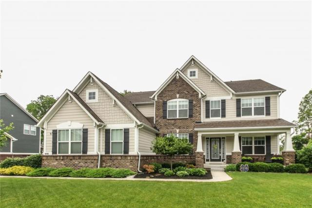 6396 Blackstone Drive, Zionsville, IN 46077 (MLS #21647390) :: AR/haus Group Realty
