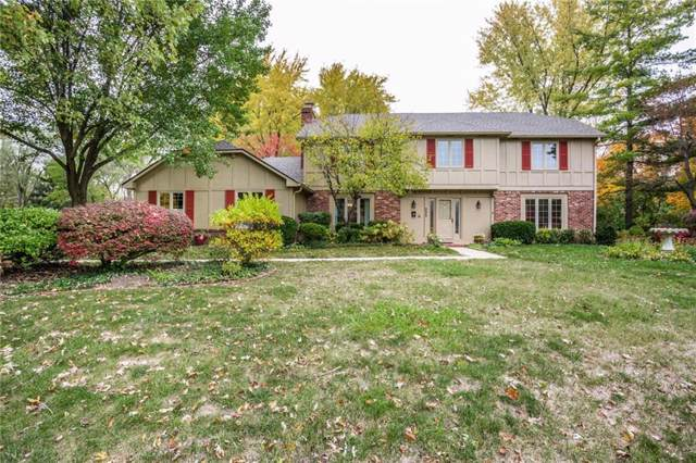 235 Governors Lane, Zionsville, IN 46077 (MLS #21647839) :: The Evelo Team