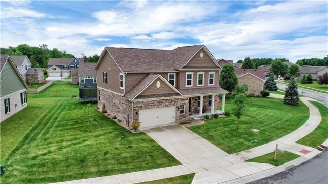 5613 W Port Drive, Mccordsville, IN 46055 (MLS #21648041) :: Heard Real Estate Team | eXp Realty, LLC