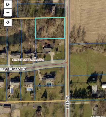 6508 W Sweet Creek Drive, New Palestine, IN 46163 (MLS #21648250) :: The Indy Property Source