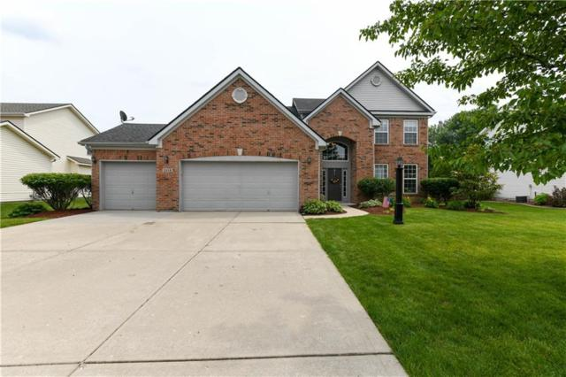 1319 Gable Lake Drive, Brownsburg, IN 46112 (MLS #21649886) :: The Indy Property Source