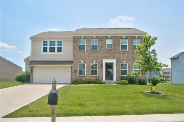 2466 Sandi Drive, Avon, IN 46123 (MLS #21649904) :: Heard Real Estate Team | eXp Realty, LLC